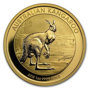 Australian Gold Kangaroo Positive